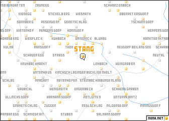 map of Stang