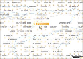 map of Staudhub