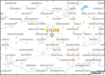 map of Steina