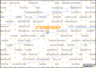 map of Steinbeissen