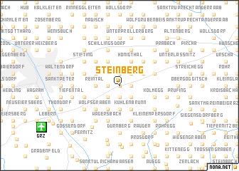 map of Steinberg
