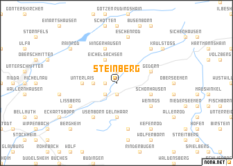 map of Steinberg