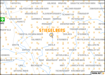 map of Stiegelberg