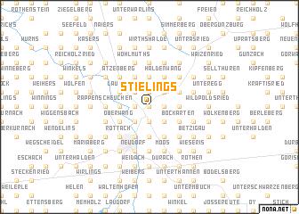 map of Stielings