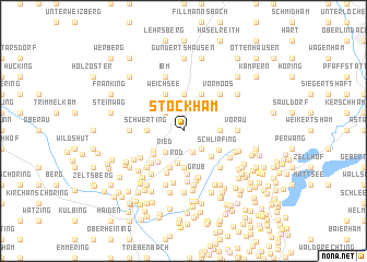 map of Stockham