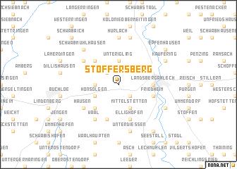 map of Stoffersberg
