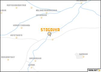 map of Stogovka