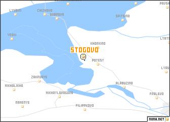 map of Stogovo