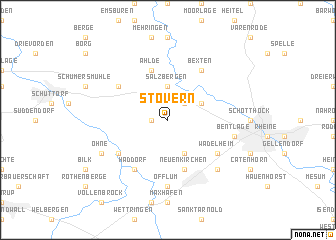 map of Stovern