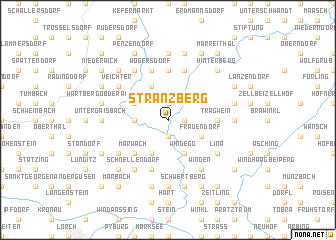 map of Stranzberg