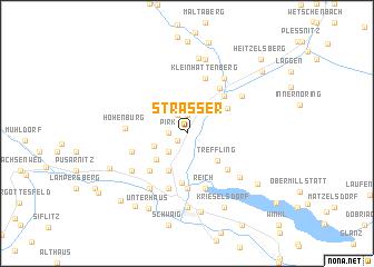 map of Strasser