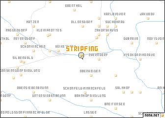 map of Stripfing