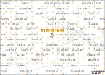 map of Stroischen