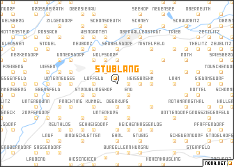 map of Stublang