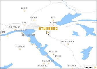 map of Stumberg