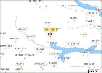 map of Sukhar\