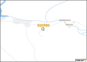 map of Sukpak