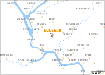 map of Sulègôn
