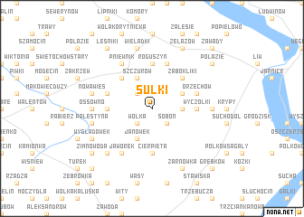 map of Sulki