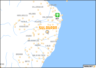 map of Sulodpan