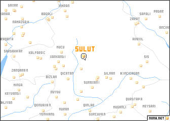 map of Sulut