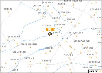 map of Suma