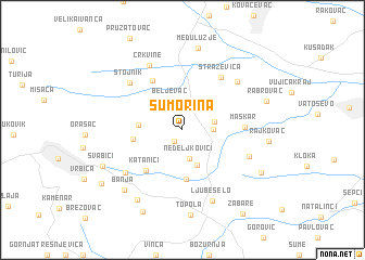 map of Sumorina