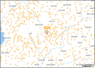 map of Sum