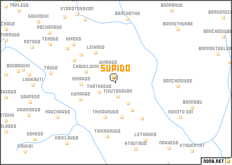 map of Supido