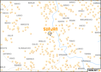 map of Surjan