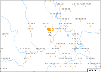 map of Swa