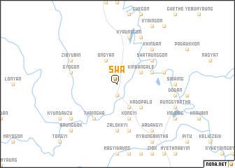 map of Swa