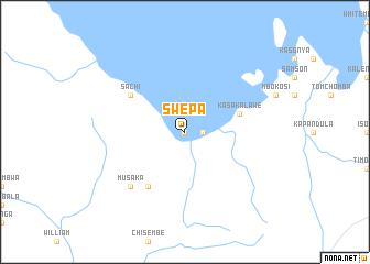 map of Swepa