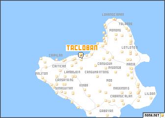 Tacloban Philippines Map.Tacloban Philippines Map Nona Net