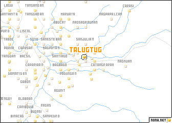 map of Talugtug