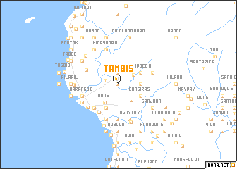 map of Tambis