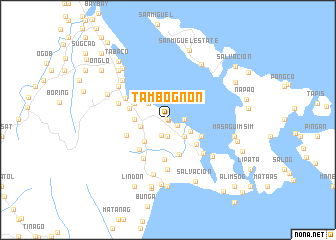 map of Tambogñon