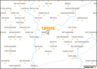 map of Tà Mòn (1)