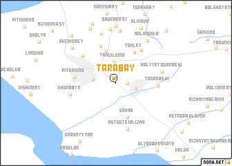 map of Tarabay