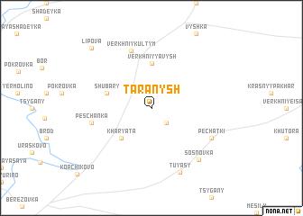 map of Taranysh