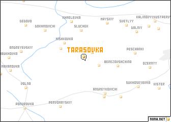 map of Tarasovka