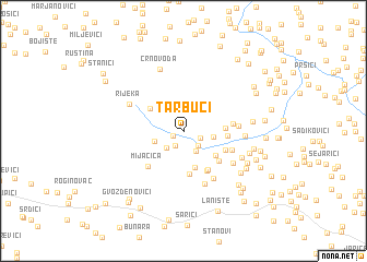 map of Tarbuci