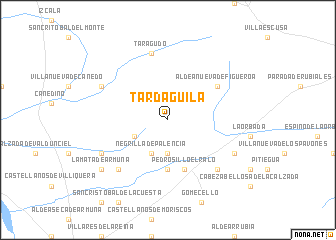 map of Tardáguila