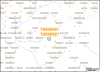 map of Tarharat