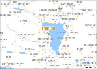 map of Tarmon