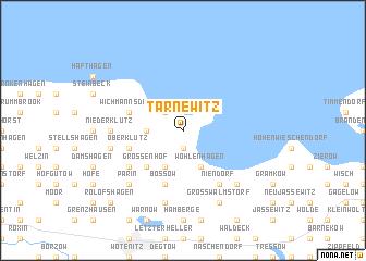 map of Tarnewitz