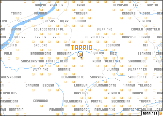 map of Tarrio