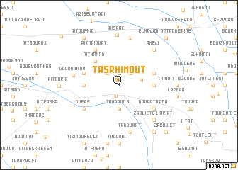 map of Tasrhimout