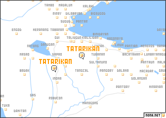 map of Tatarikan