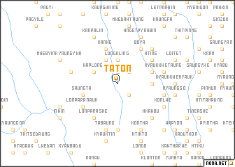 map of Tat-on